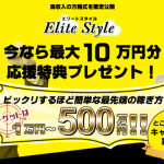 【初心者マニュアル】エリートスタイル(Elite Style)の副業内容